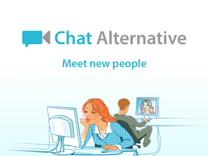 Chat Alternative App -dating-chat-rooms.com- free chat rooms